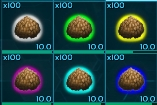 Basic Kibble x100 Simple Kibble x100 Regular Kibble x100  Superior Kibble x100  Exceptional Kibblex100 Extraordinary Kibble x100 Pc Pve New
