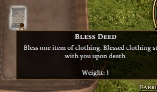 Bless Deed (US - Ethereal Moon)