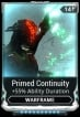 [PC] Primed Continuity Maxed Rank 10 - Fast Delivery