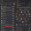 63 Witch 273AP 331DP Kut, High Lifeskill Levels/Masteries, 2 Dream Horses, TONS of Pearl Items purchased, High End account, original owner