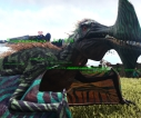 Tropeognathus Level 274,Points Available 11,Melee DMG 419,female,PC PVE New Offcial server