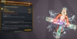 [PC/XB1/PS4] L65 - PEARL OF INEFFABLE KNOWLEDGE - 17.67 LUCK/10% EXP - TEMPORARY INVULNERABILITY - CHANCE FOR RARE LOOT!!