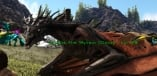 Zombie Fire Wyvern Level 418,Melee DMG 418,male,PC PVE New Offcial server
