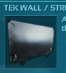 Tek WAll x100,PC PVE New Official Servers