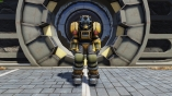 Excavator Power Armor (Fully Modified)