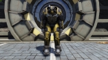 X-01 Power Armor (Fully Modified)