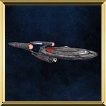 *NEW* Mirror Warship (T6) Constitution Class USS Defiant *NEW*