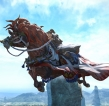 [55,000+ Feedback] Selling Mount: Red Hare (Account-wide) [FAST DELIVERY]