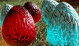 PC PVE NEW TOP STATS Tropical crystal wyvern Egg Or Blood Crystal wyvern Egg (It can be mixed or selected separately)Total of 10 eggs per order