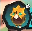 LUMA Paharo/Granpah - Choose 1 in 2 - Evolve-able to third Form(Granpah) - Exactly like the pictures