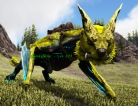 Managarmr Level 377,Points Available 5,Base DMG 1066,Male + Saddle, PC PVE new offical server