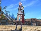 FFXIV Lightning's Attire -  Instant Delivery