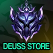 // NA // Preseason 11 Diamond IV | Champs: 20 | BE: 22450 | Skins: 2 | 63% Winrate Smurf | Honor Level 2 | #2820