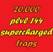 20000 plvl 144 supercharged traps (list of the traps in the offer description) - Fast Delivery [pc/ps4/xbox]