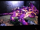 PS4 PVE Selling level 169 unleveled purple color magmasaur clones