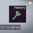 FACTORY EXIT KEY | Instant Delivery