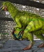Therizinosaur Level 377,Points Available 23,Melee DMG 1619 ,clone,male,PC PVE New Offcial server