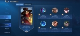 (Disc. 20%) ANDROID/iOS (AML037) | MOBILE LEGEND | LEGEND I, 73 HEROES + 56 SKINS | SKIN 8 special, 1 starlight