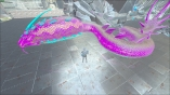 cotton candy Basilisk,Level 193,Points Available 53,female clone  ,PC PVE new offical server