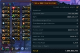 comped 120 all rs3 account 4.1bxp 5.2billion gp