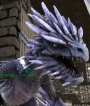 ICE Wyvern Level 187,Points Available 41,Male Clone PC PVE New Offcial server