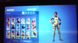 BEST STACKED FORTNITE ACCOUNT OG MINTY PICKAXE 100+ SKINS COMMANDO, ARCTIC ASSASSIN, FULL ACCESS GREAT VALUE ALL BATTLE PASSES IN CHAPTER 2