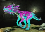 Velonasaur with the best stats for pvp l ARK OFFICIAL SMALL TRIBES PVP STEAM-EPICGAMES ONLY