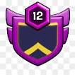 LEVEL 12 || CLAN NAME :- EXTREAM FIGHTER || GOLD LEAGUE || AWSOME WAR LOG || SUPER FAST DELIVERY