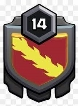 LEVEL 14 CLAN || CLAN NAME :- ACRO WARRIOR ||  AWSOME WAR LOG || CHEAP PRICE || BOTH ANDROID AND IOS || SUPER FAST DELIVERY