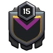 LEVEL 15 || CLAN NAME :- OPEN WAR || MASTER LEAGUE || CLOSE TO LEVEL 16 || GOOD WAR LOG || SUPER FAST DELIVERY