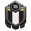 LEVEL 15  || CLAN NAME :- WAR JAGUAR || CRYSTAL LEAGUE || CHEAP PRICE || SUPER FAST DELIVERY