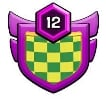 LEVEL 12 || CLAN NAME :- FIRST LOVE || CRYSTAL LEAGUE || CLOSE TO LEVEL 13 || GOOD WAR LOG || SUPER FAST DELIVERY