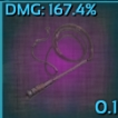 PC PVE NEW TOP DURA CRAFT WHIP*15 (NOT BP) -durability 197~300