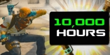 Exclusive [10000 HOURS!!!] Does NOT have Prime CS:GO l Just HOURS l 1 Private rank! l 0 Wins l Other free games with 5000+ Hours [226rd]