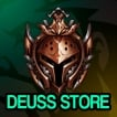 // EUW // [Season 11] Bronze I Placements   Champs: 22   BE: 16640   Skins: 1   Honor Level 2   #1084