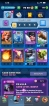 Clash Royale level 12 account | All cards unlock | Max level deck | trade tokens available | 5433 trophies | 250+ gems