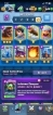 CHEAP AND SUPER STRONG LEVEL 13 ACCOUNT // 47 CARDS MAXED // 3 LEGENDARY MAXED // 58 EMOTES // 102/102 CARDS // SUPERCELL ID CONNECTED FOR ANDROID IOS