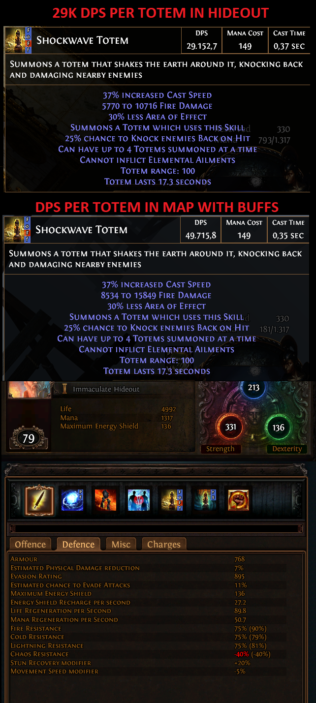 Path Of Exile Hp Build