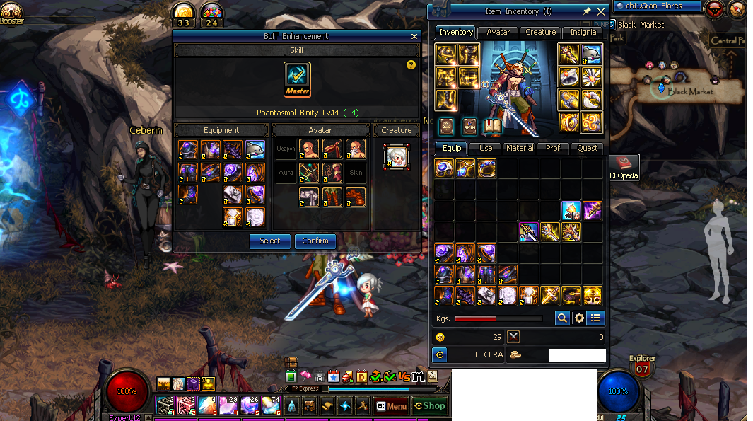 Ghostblader 12/12 tayberrs #1 dps | ID 145506587