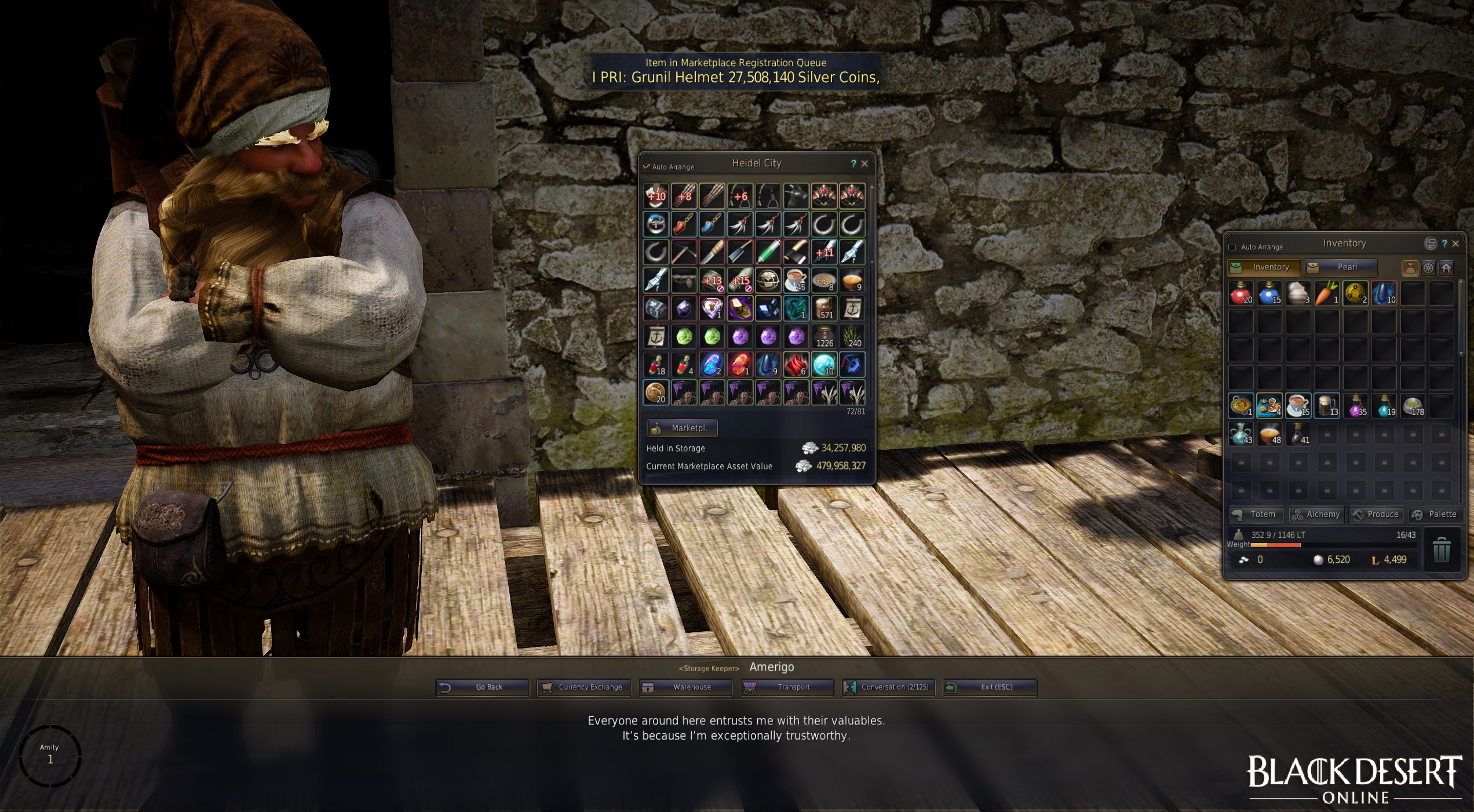 dbo how to get bheg glove