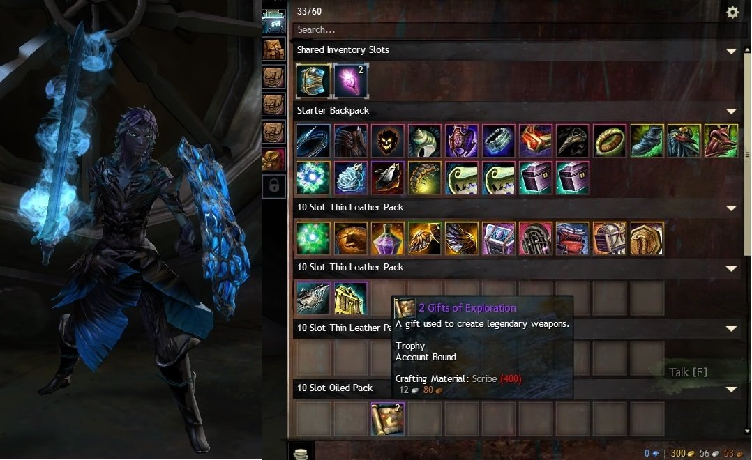 Guild Wars Crafting Who Makes Staff
