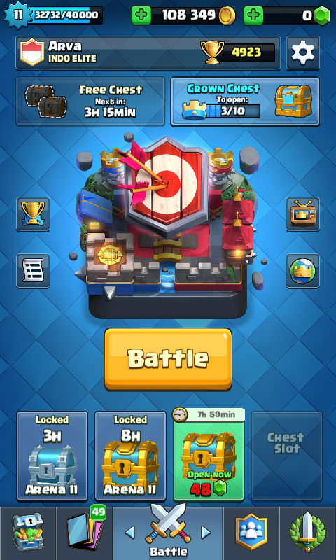 ... .com - Securely Buy Cheap Clash-Royale Accounts with Fast Delivery