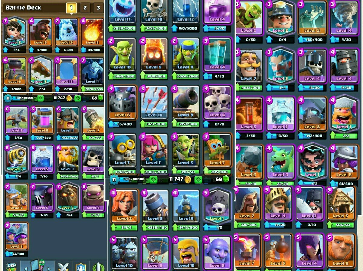 ... PlayerAuctions.com - Securely Buy Cheap Clash-Royale Accounts with
