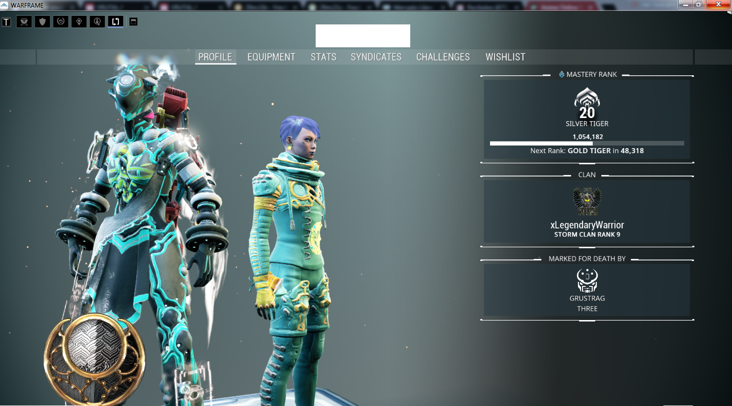 All Warframesno Excalibur Prime Some With Luxury Skins And Various Forms Attached More Other Things An Abysmal Amount Of Mods Very Good Riven