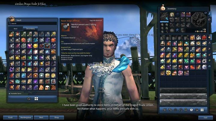 Build  Hm  Blade And Soul