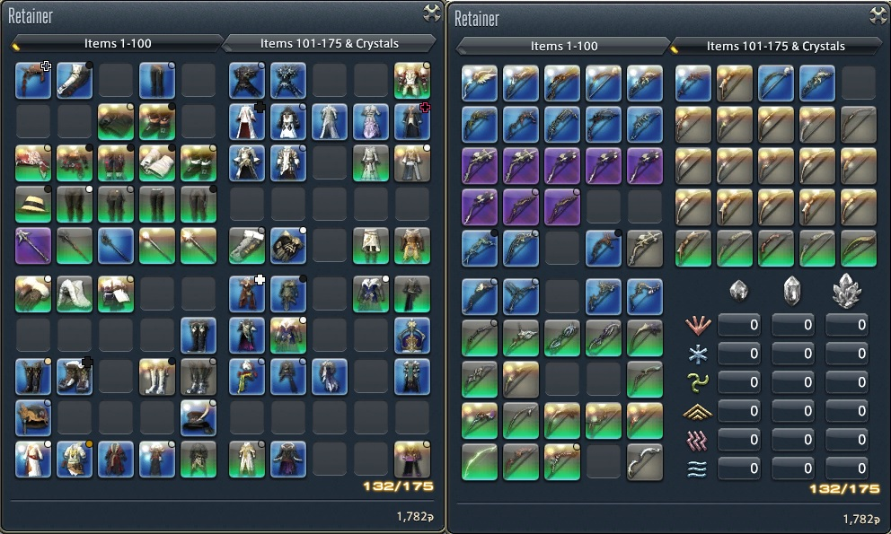 Ffxiv Crafting Housing Items First Time