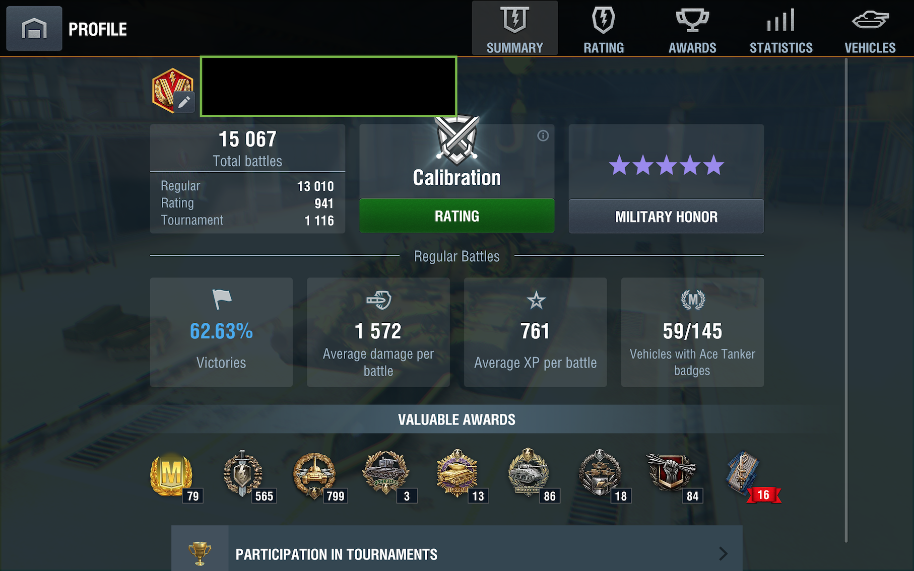 GREAT WOT BLITZ ACC ! GREAT STATS ! ACC MADE FOR TOURNAMENTS | ID